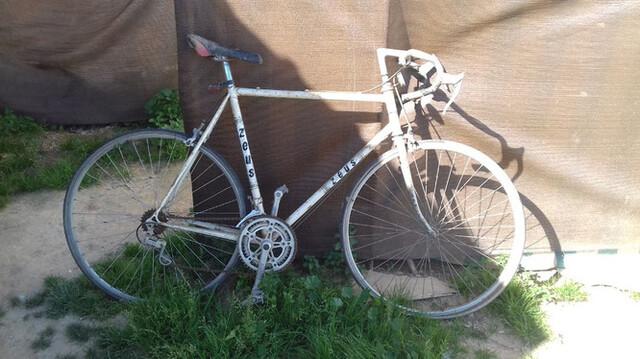 Bicicleta Zeus De Carreras Para Restaura