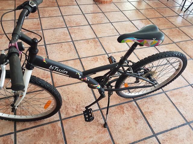 Bicicleta Decathlon 24''
