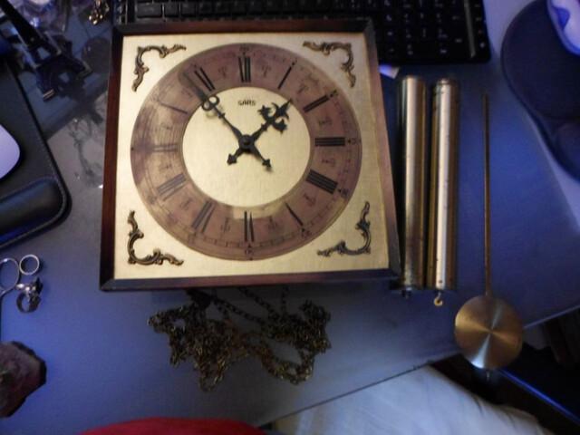 Reloj De Pared De La Marca Sars