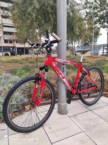 Vendo Bicicleta Bh Spyro