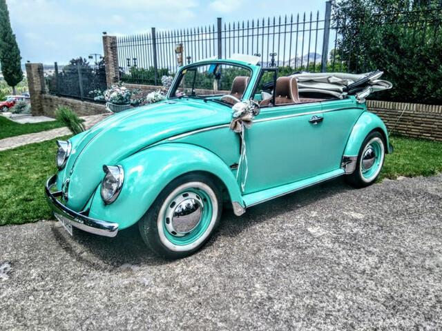 VW DECAPOTABLE PARA BODAS - foto 2
