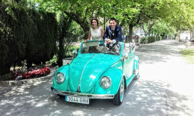 VW DECAPOTABLE PARA BODAS - foto 4