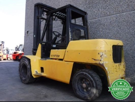HYSTER H4. 00XL-5 - foto 2
