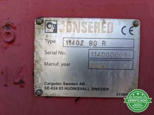 JONSERED 1140 Z80 - foto 6
