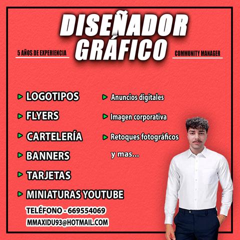 DISEÑADOR GRÁFICO - ALBACETE - foto 1