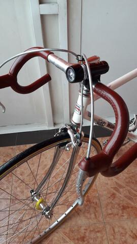 Bicicleta Clasica Mbk. . . Llantas 700