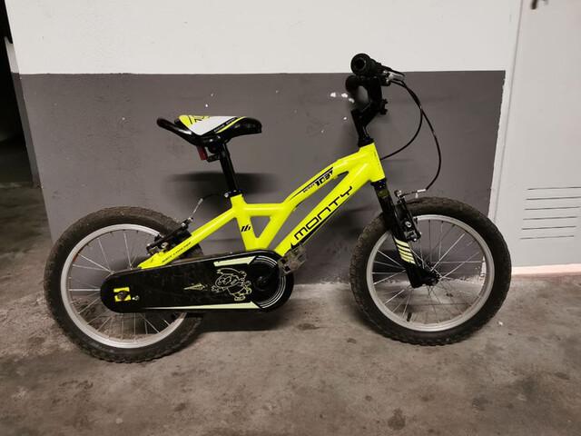 Bicicleta Monty Infantil