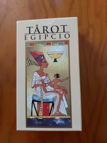 Tarot Egipcio Nuevo A Estrenar