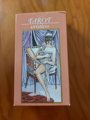 Tarot Erótico Nuevo A Estrenar