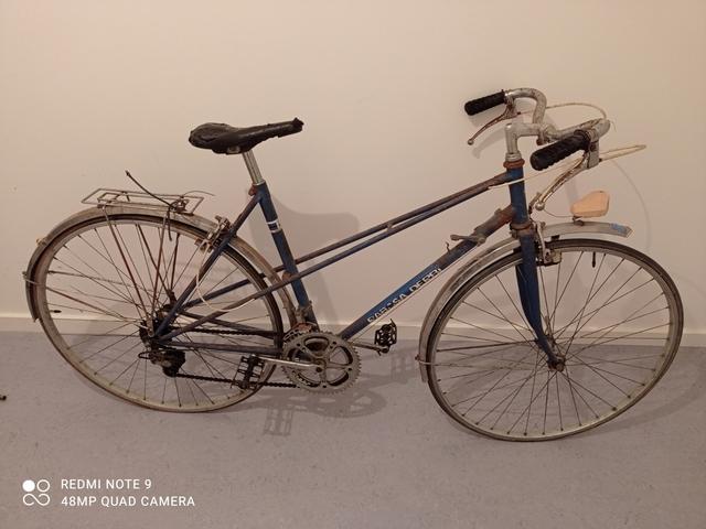 Se Vende Bicicleta De Paséo Rabasa Derbi