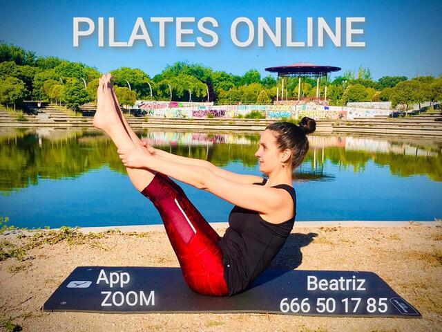 CLASES DE PILATES ONLINE - foto 6