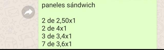 Paneles Sándwich