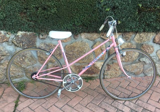 Bicicleta Torrot Vintage.