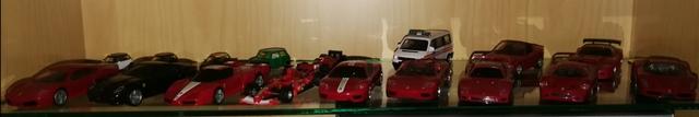 Coleccion Ferrari 1:43 11 Unidades