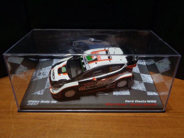Ford Fiesta Wrc – Wales Rally 2017