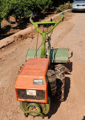 CAVADORA AGRIA 7713-7714 - foto 2