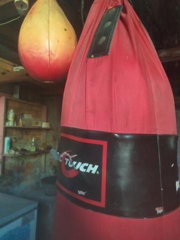 Puchin, Saco, Boxeo