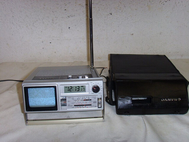 RADIO TELEVISOR SANYO  TPM 2170