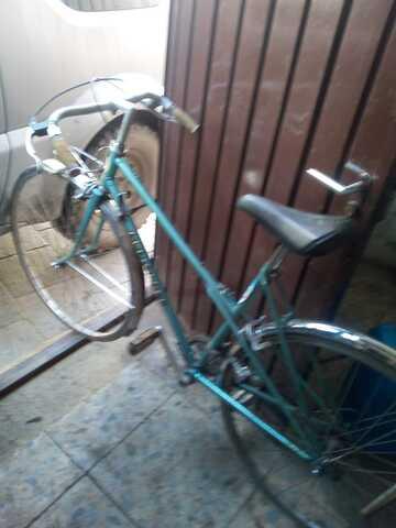 Vendo Bicicleta  Antigua .
