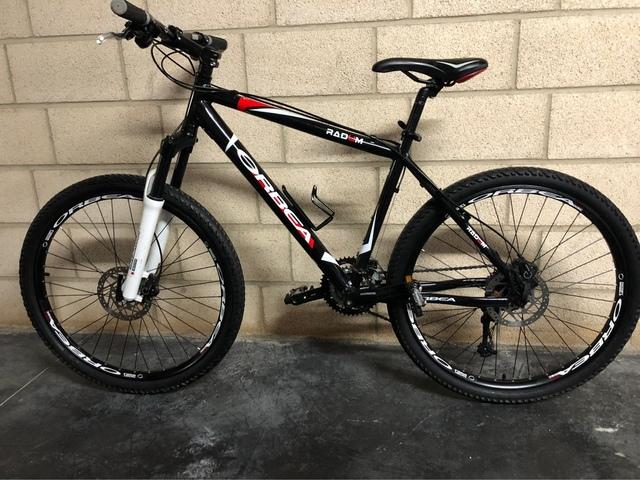Bicicleta Mtb.  Orbea Radom