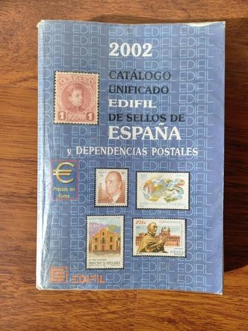 Catalogo Edifiñ España Y Colonias 2002