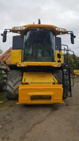 NEW HOLLAND CR 430 CV - foto 2