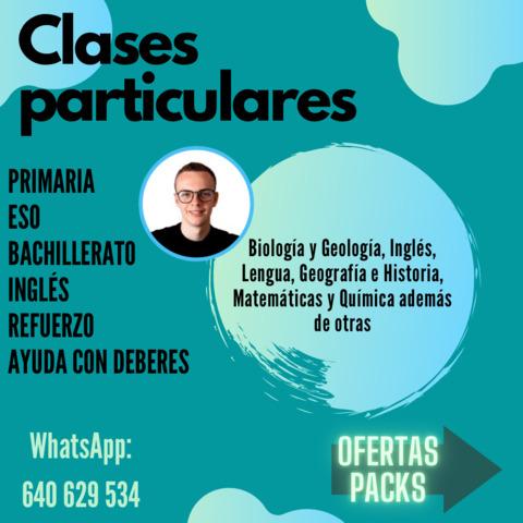 CLASES PARTICULARES PRESENCIAL Y ONLINE - foto 1