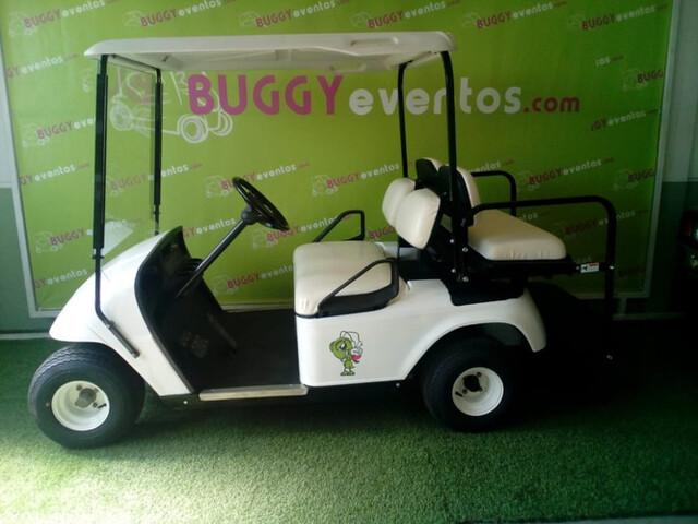 Buggygolf Alquiler/Venta Clubcar