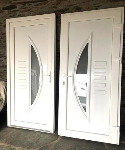 Vendo 5 Puertas De Pvc Nuevas. Ocasion