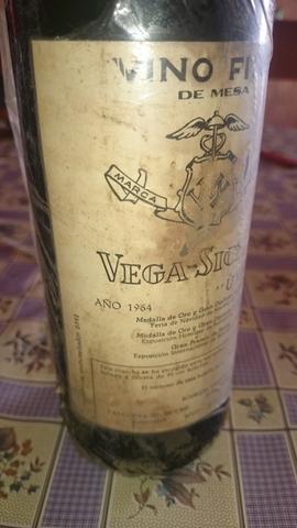 Vega Sicilia 1964