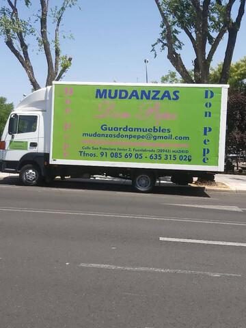 MUDANZASDONPEPE@GMAIL. COM - foto 1