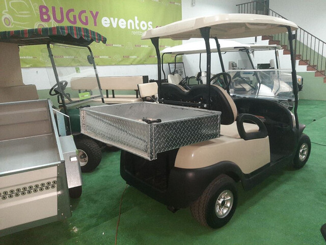 Bugy Clubcar Dealer Buggy Golf Ocasion
