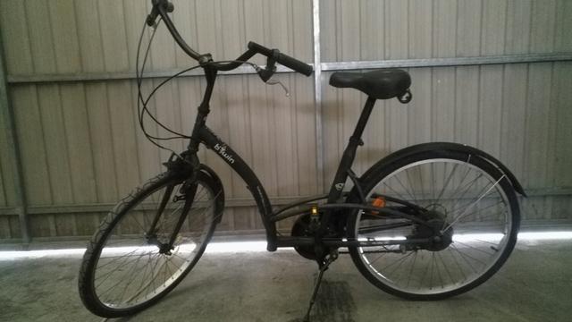 "Bicicleta De Paseo Con Llantas De 26\""."