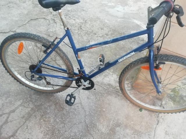Bicicleta Decathlon En Perfecto Estado