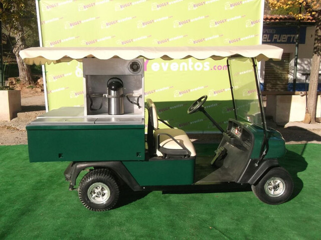 Buggyeventos Service Golf Cart Clubcar