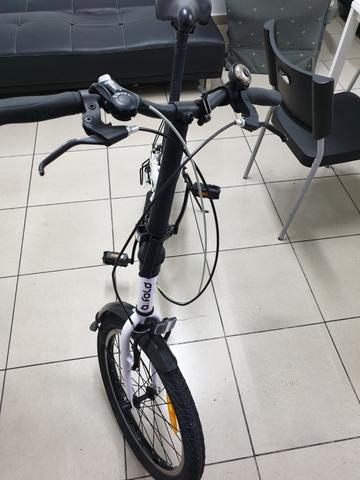 Cambio Bici Plegable Por Bici Fixie