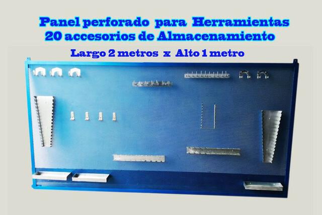 Panel Porta Herramientas Xl