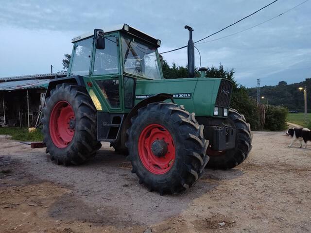 FENDT  TURBOMATIK FARMER308LS - 308LS - foto 1