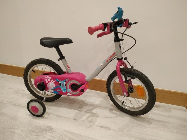 """Bicicleta De Niños Btwin 14\"""""""