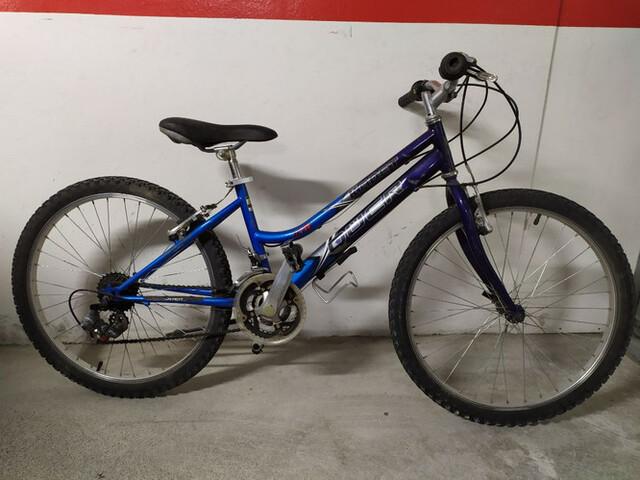 Bicicleta Montaña Quer 24 Pulgadas