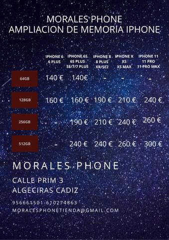 TODAS LAS PANTALLAS DE IPHONE - foto 5