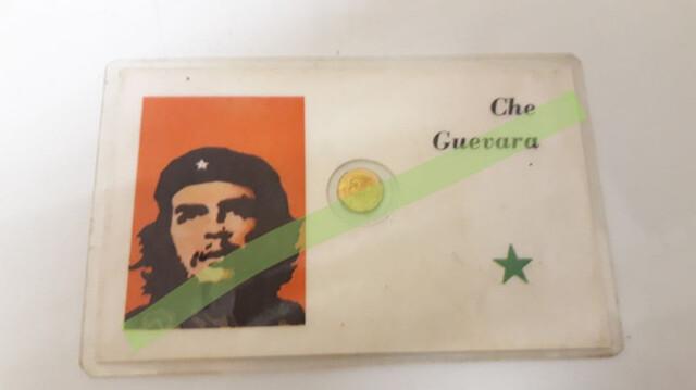 Moneda El Che Conmemorativa De Colección