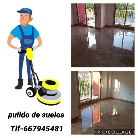 PULIDO Y ABRILLANTADO DE SUELOS - foto 5