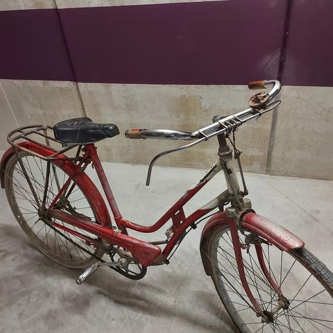 Bicicleta De Varillas  Para Restaurar
