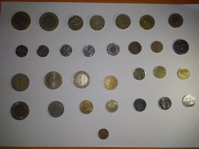 Colección  De Monedas