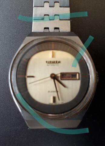 Reloj Citizen Dama Mujer Años 60