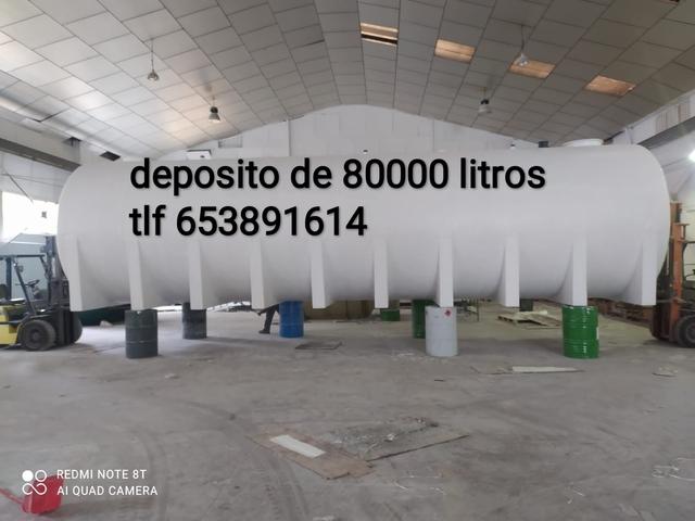 CISTERNAS Y DEPOSITOS PRFV - foto 1