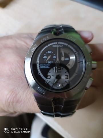 Reloj Seiko Kinetic Arctura
