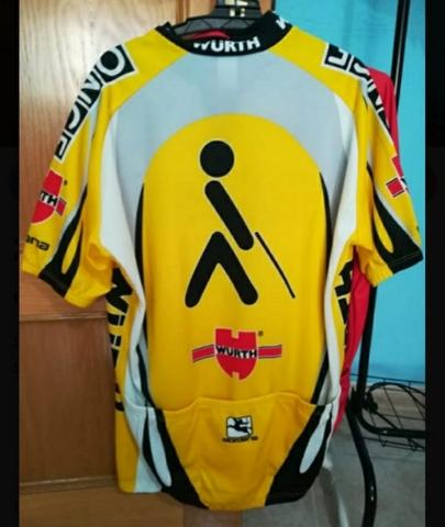 Camisetas Ciclista
