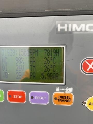 HIMOINSA DE 305 KVA - foto 6